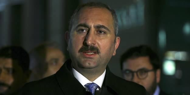 Adalet Bakanı Gül'den Konya katliamı açıklaması