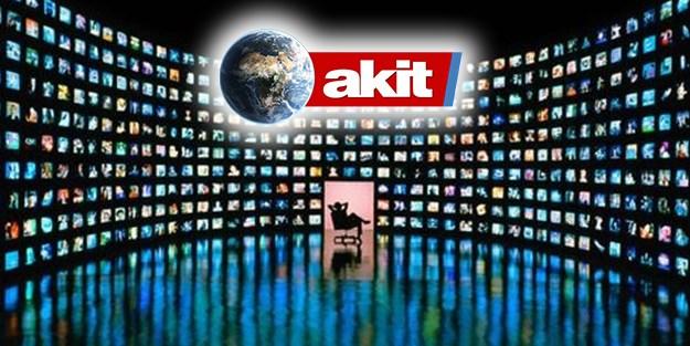 CNN'e, STV'ye sevdanın yolları, Akit TV'ye kurşunlar!