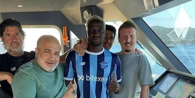 Adana Demirspor'dan bir imza daha! Resmen duyuruldu