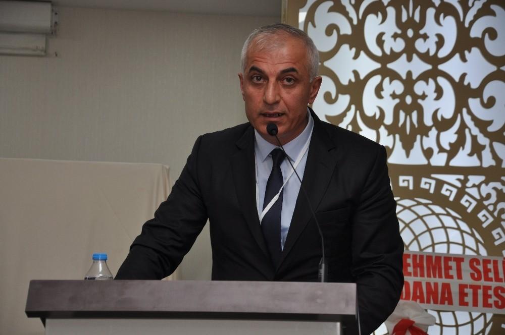 Adana ESOB'da Niyazi Göğer dönemi