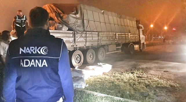 Adana polisinden uyuşturucu satıcılarına ağır darbe