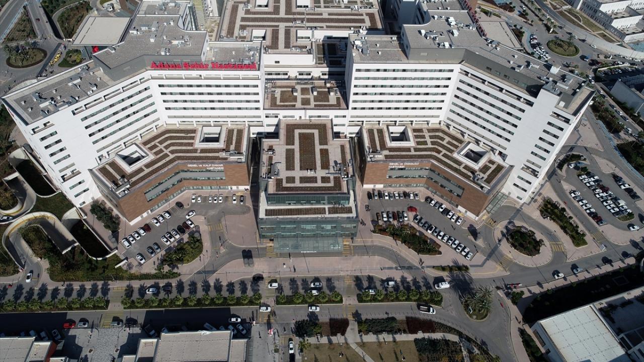 Adana Şehir Hastanesi 3 yılda Akdeniz'in şifa üssüne dönüştü