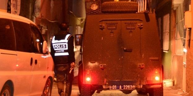 Adana'da bomba operasyonu: 20 gözaltı