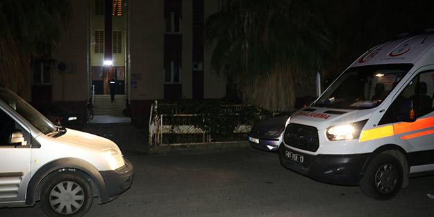 Adana'da gecenin sessizliğini bozan silah sesinin ardından dehşet veren manzara