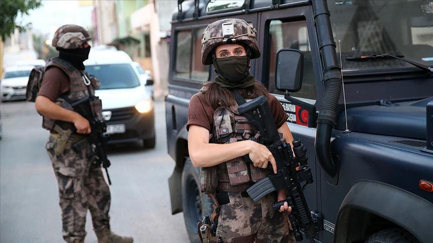 Adana'da merkezli 4 ilde şafak vakti uyuşturucu operasyonu