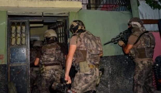 Adana'da PKK operasyonu: 7 kişi gözaltında