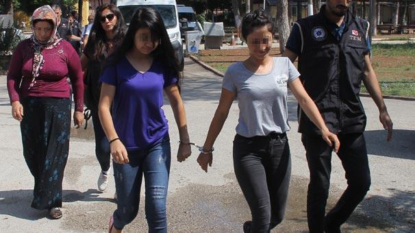 Adana'da PKK/KCK operasyonu 17 kişi gözaltında