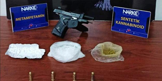 Adana'da şafak vakti uyuşturucu operasyonu: Çok sayıda gözaltı var