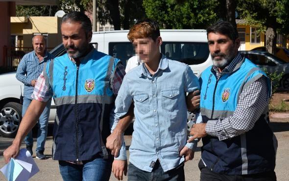 Adana'da şehitlere hakaret eden şüpheli yakalandı