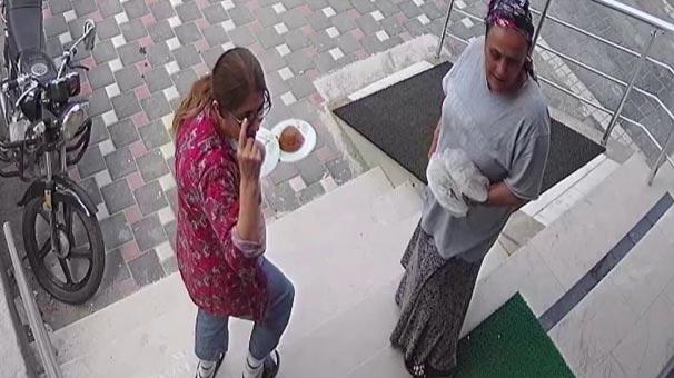 Adana'da yemek ikram edilen hırsız ayakkabıyla bisiklet çaldı