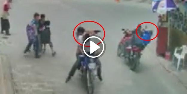 Adana'daki sokak çatışma böyle görüntülendi