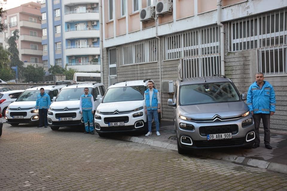 ADH'de sağlık hizmet araçları yenilendi