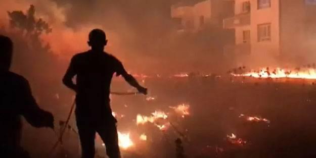 Adıyaman'da 16 farklı noktada yangın çıktı: 11 kişi hastanelik oldu