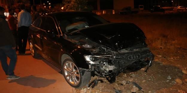 Adıyaman'da feci kaza: Çok sayıda yaralı var