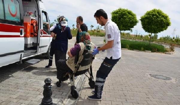 Adıyaman'da otomobil ile minibüs çarpıştı: 6 kişi yaralandı