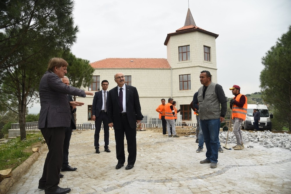 Adnan Menderes Müzesi'nde sona gelindi