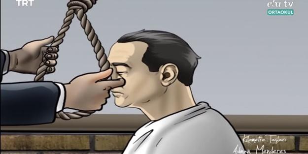 Adnan Menderes'in asılması ile ilgili animasyon gerçek yüzlerini ortaya çıkardı