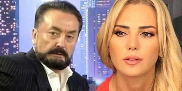 'Adnan Oktar' iddialarına Ece Erken cevap verdi