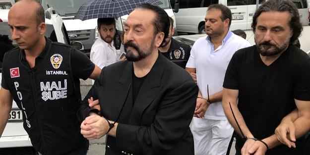 Adnan Oktar örgütüne yönelik davada 'turnike sistemi' itirafı
