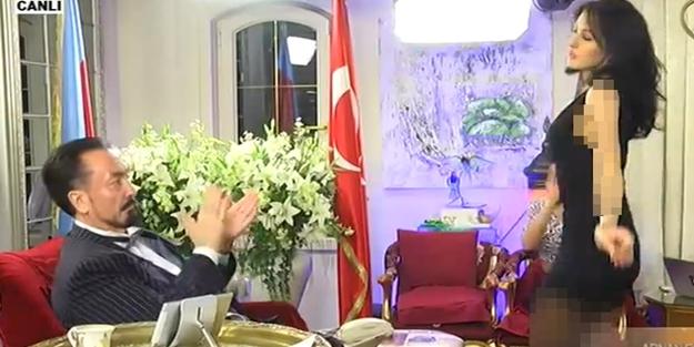 Adnan Oktar'dan Cumhurbaşkanı Erdoğan'a ahlaksız teklif