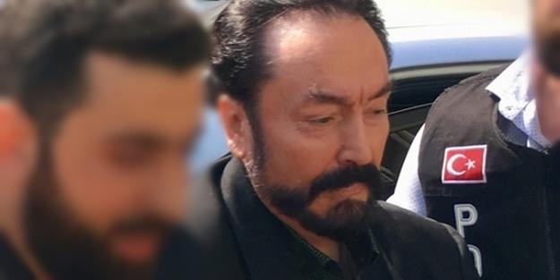 Dubai'den gelen Adnancı tutuklandı
