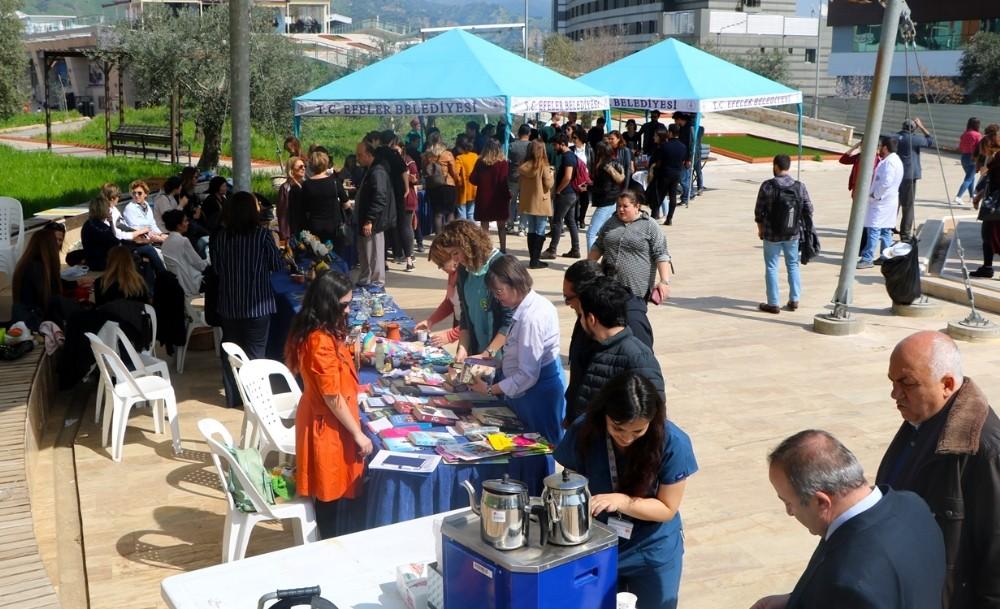 ADÜ Tıp Fakültesi öğrencilerinin yararına etkinlik düzenlendi