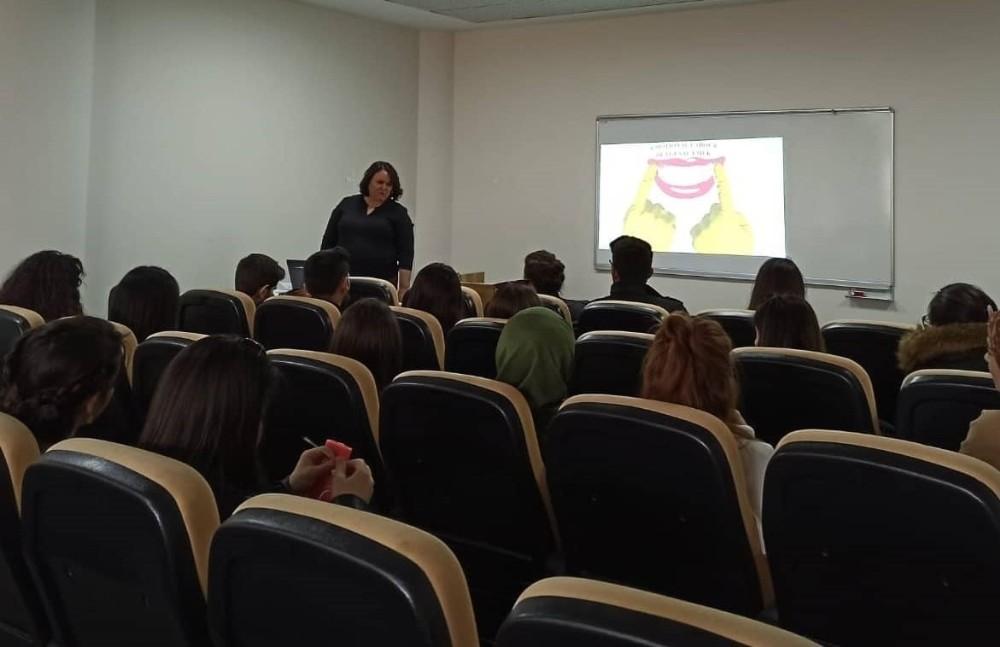 ADÜ'de 'Çalışma Hayatında Duygusal Emek' semineri gerçekleşti