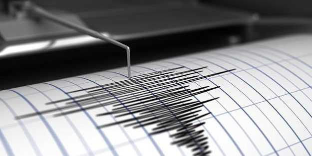 AFAD açıkladı! Gece korkutan deprem