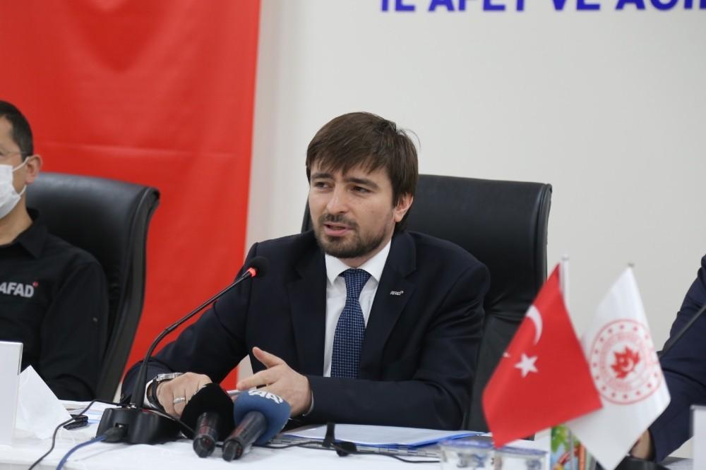 """AFAD Başkanı Güllüoğlu: """"Bursa, afet tehlikesi yüksek illerden bir tanesi"""