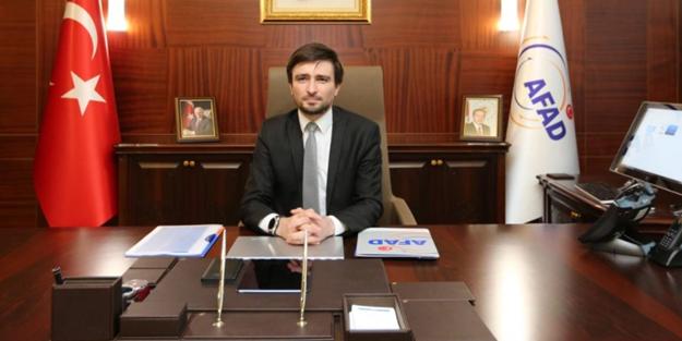 AFAD Başkanı Mehmet Güllüoğlu Tanzanya'daki Darüsselam Büyükelçiliği'ne getirildi