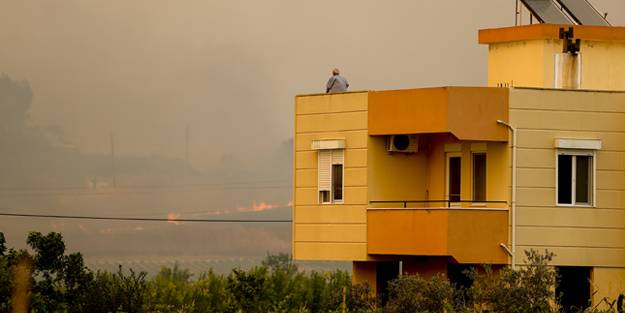 AFAD'dan açıklama! Manavgat'taki yangında son durum