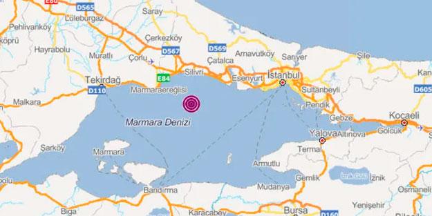 AFAD'dan korkutan İstanbul depremi açıklaması