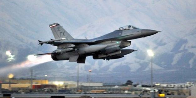 Afgan hava kuvvetleri hedefi şaşırdı! 8 asker öldü