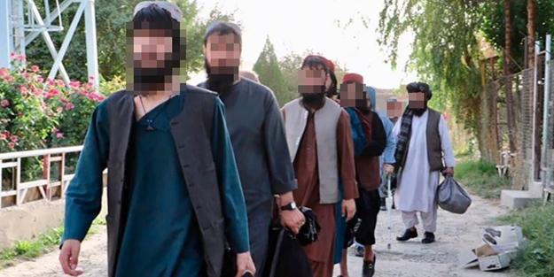 Afgan hükümeti açıkladı! 400 Taliban üyesi serbest bırakılıyor