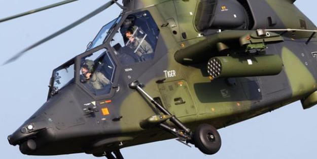 Afganistan'da Alman helikopterine saldırı!