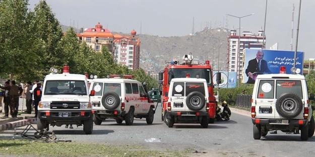 Afganistan'da bombalı saldırı! Çok sayıda ölü var