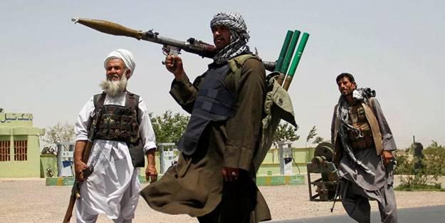 Afganistan'da fitili ateşleyecek açıklama