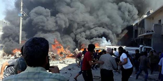 Afganistan'da intihar saldırısı! 9 ölü