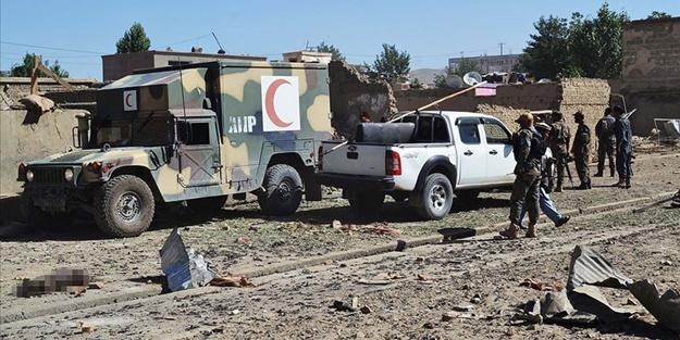 Afganistan'da karakola saldırı: Ölüler var