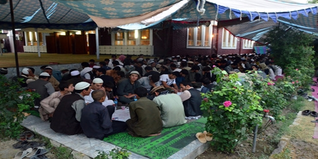 Afganistan'da Ramazan çoşkusu