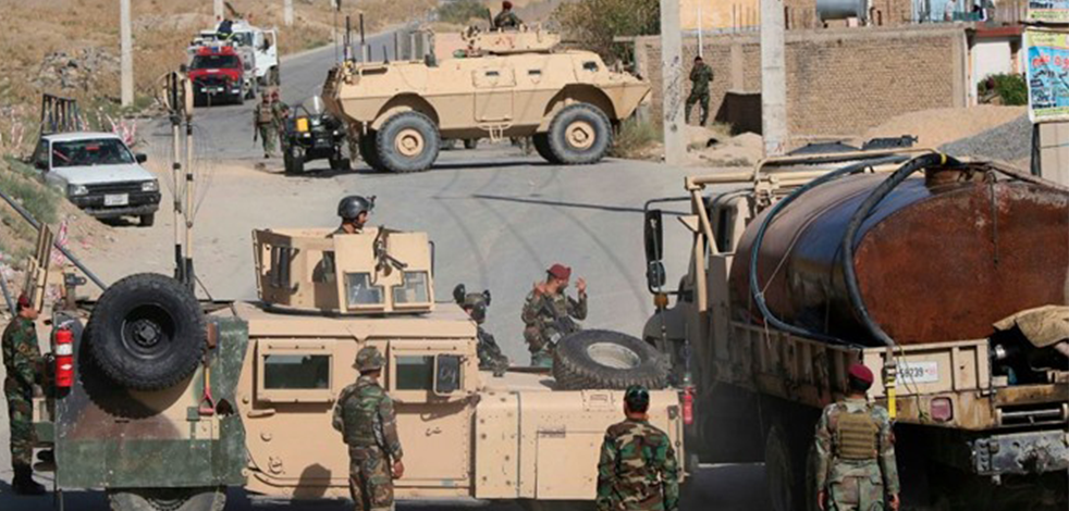 Afganistan'da son 24 saatte Taliban ile güvenlik güçleri arasında çıkan çatışmalarda 89 militan öldürüldü