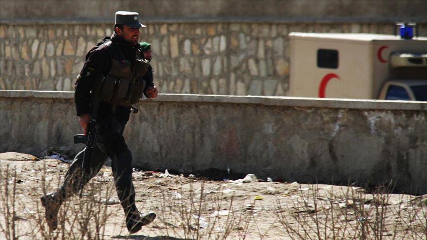 Afganistan'da Taliban saldırısı: 3 polis ölü, 2 yaralı