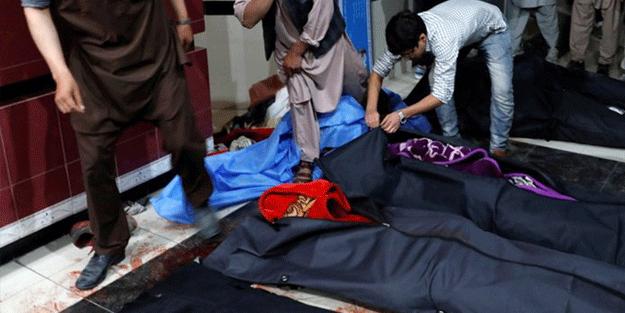 Afganistan'da terör saldırısı! 18 ölü ve onlarca yaralı var