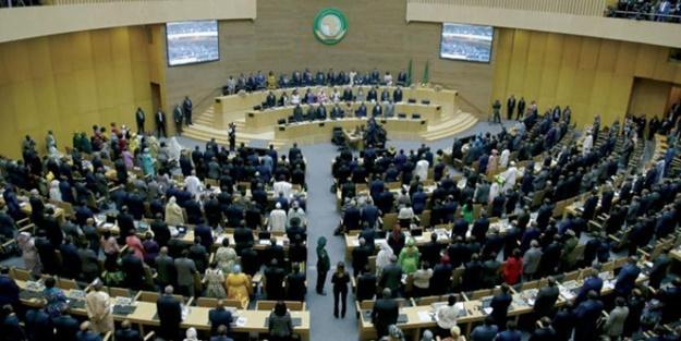 Afrika Birliği'nden koronavirüs kararı! Hepsi askıya alındı