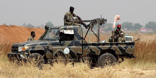 Afrika ülkesi kan gölüne döndü! Çok sayıda kişi hayatını kaybetti
