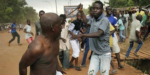 Afrika ülkesinde çatışma! 40 kişi öldü
