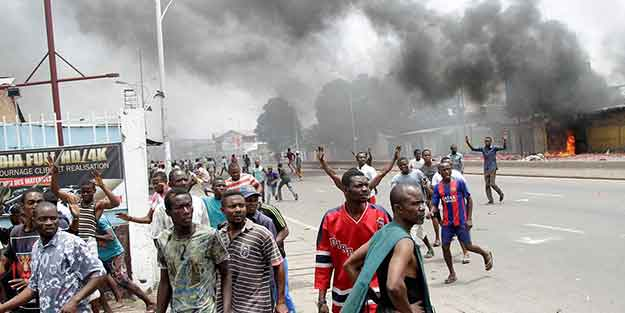 Afrika ülkesinde seçim sonuçları açıklandı! Ortalık karıştı