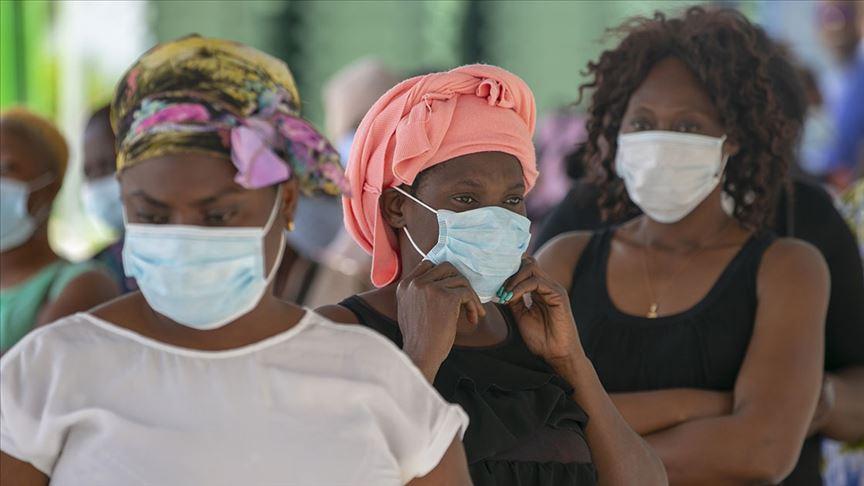 Afrika'da Kovid-19 vaka sayısı bir haftada yüzde 31 arttı