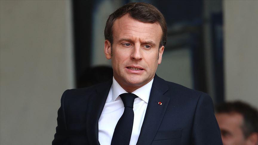 Afrikalı siyasetçi ve aktivistlerden Macron'un sözlerine tepki