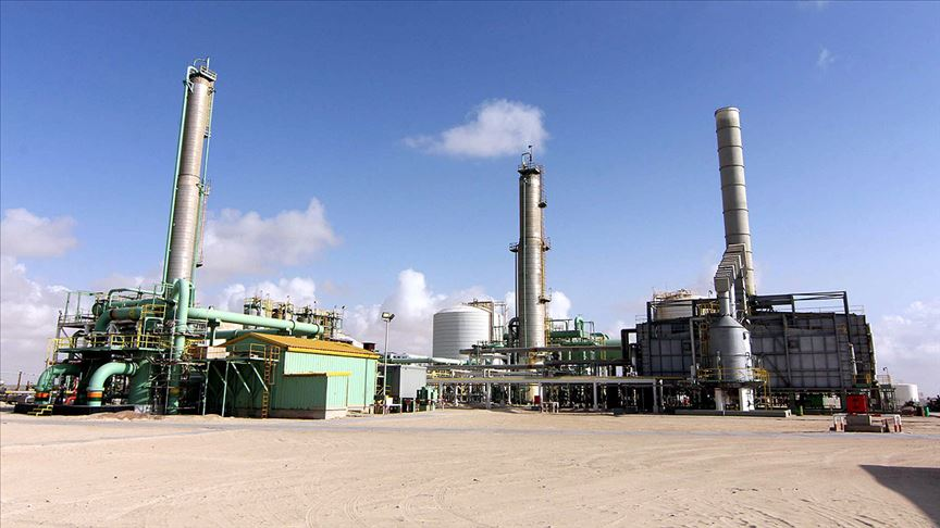 Afrika'nın en fazla petrol rezervine sahip Libya bu zenginliğini kullanmaktan mahrum